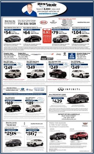Search 8,000+ New And Pre-Owned Vehicles