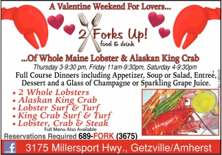A Valentine Weekend For Lovers