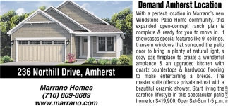 Demand Amherst Location