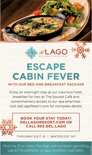 Escape Cabin Fever