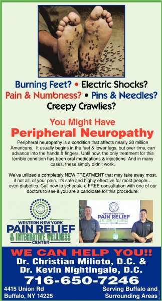 Peripherial Neuropathy