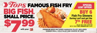 Famous Fish Fry