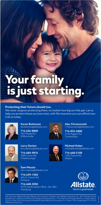 Your Family Is Just Starting