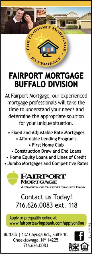 Buffalo Division