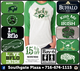 Love BFLO Irish