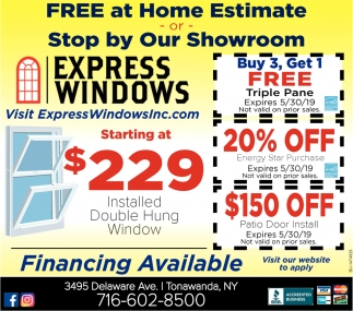 Stop By Our Showroom