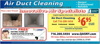 Innovative Air Specialists
