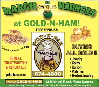March Gold Madness