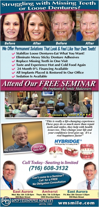Struggling With Missing Teeth Of Loose Dentures?