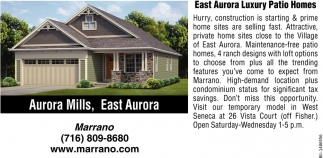 East Aurora Luxury