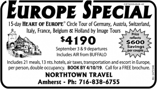 Europe Special