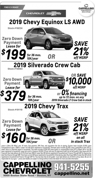 2019 Chevy Equinox LS AWD