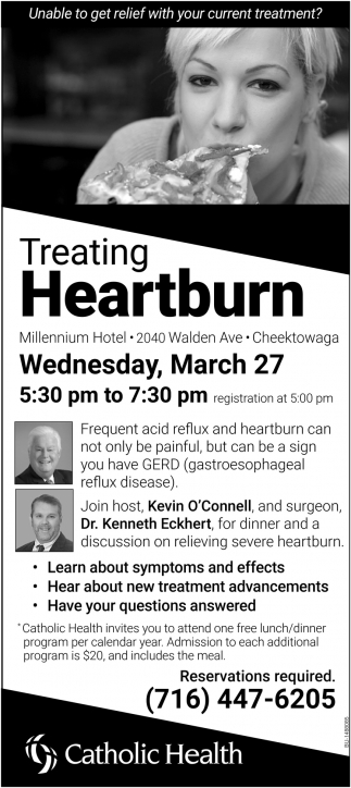 Treating Heartburn
