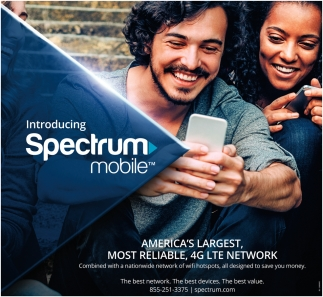 Introducing Spectrum Mobile