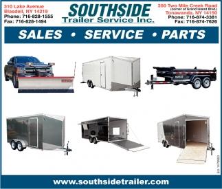 Sales - Service - Parts