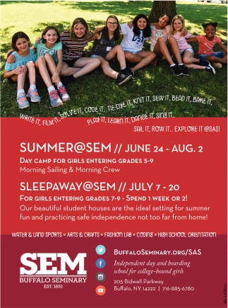 Summer@sem