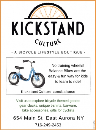 A Bicycle Lifestyle Boutique