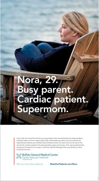 Nora, 29.