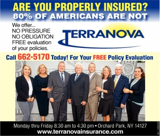 Are Your Properly Insured?