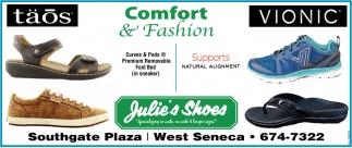 Comfort & Fashion