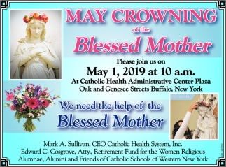 May Crowing Of The Blessed Mother