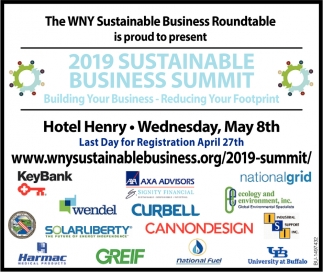 2019 Sustainable Business Summit