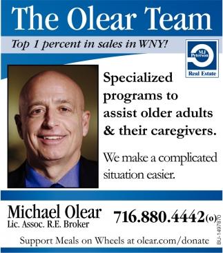 The Olear Team