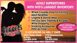 Adult Superstores