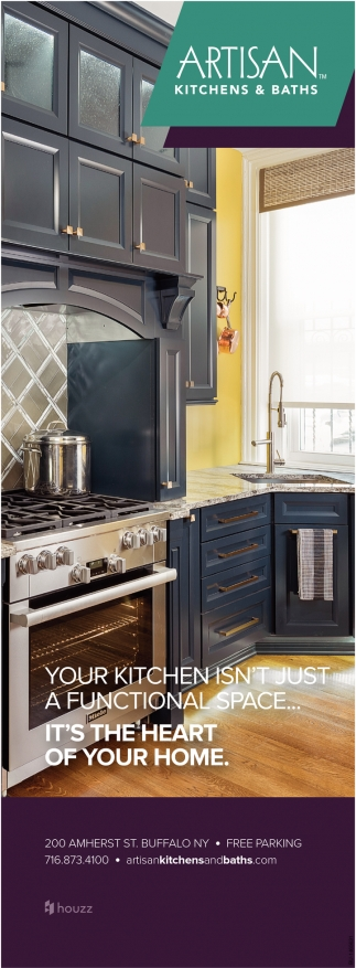 Your Kitchen Isn T Just A Functional E Kitchens Baths Buffalo Ny