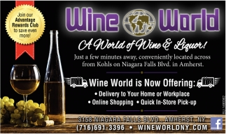 A World Of Wine & Liquor