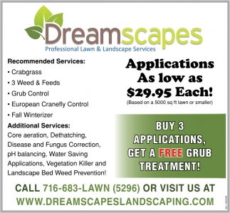 Applications As Low As $29.95 Each!
