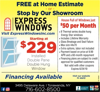 Free At Home Estimate