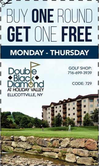 Buy One Round Get One Free