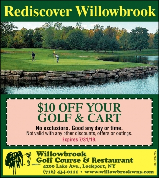 Rediscover Willowbrook