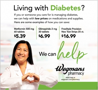 Living With Diabetes?