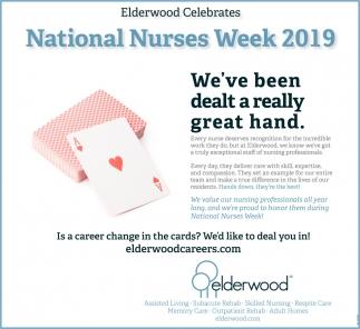National Nurses Week 2019