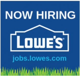 Now Hiring at Lowe's