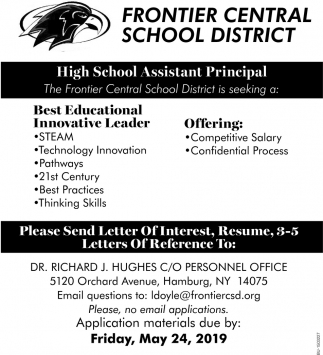 High School Assistant Principal
