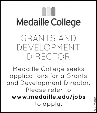 Grants and Development Director