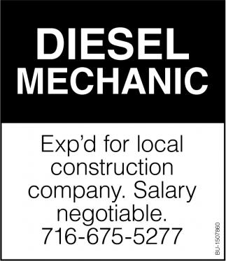 Diese Mechanic