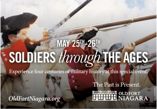 Experience Four Centuries of Military History at this Special Event