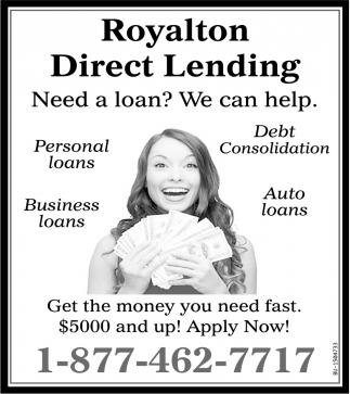 Royalton Direct Lending
