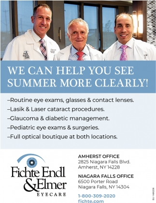 We Can Help You See Summer More Clearly!