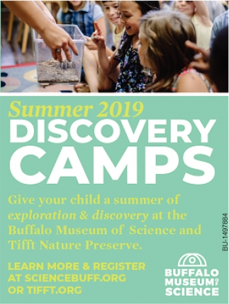 Summer 2019 Discovery Camps