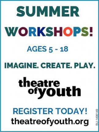 Summer Workshops!