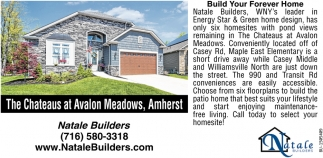 Build Your Forever Home