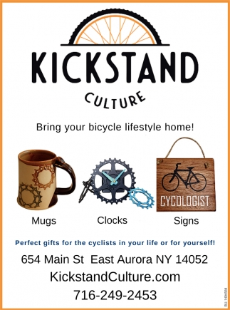 Bring Your Bicycle Lifestyle Home!