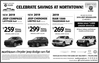 Celebrate Savings at Northtown!