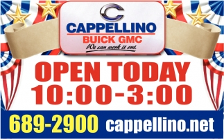 Open Today