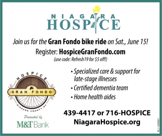 Join Us for the Gran Fondo Bike Ride